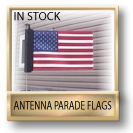 IN STOCK ANTENNA FLAGS