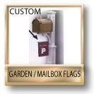 Custom Garden Flags / Custom Mailbox Flags