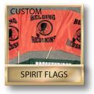 Custom Spirit Flags